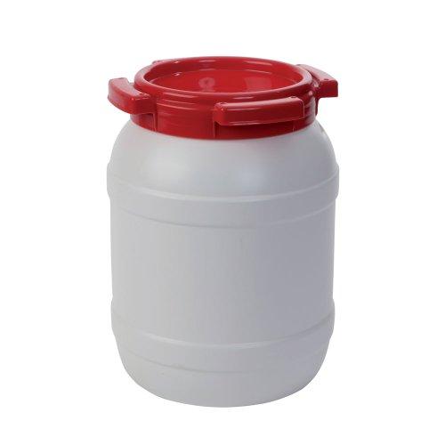 #11 Weithals Tonne Wassetonne 6,4 Liter Luft- und wasserdicht Wasserbehälter Wasserkanister Trinkwasser Behälter Vorratsbehälter Aufbewahrungstonne Kunststoff Plastik Transport Container