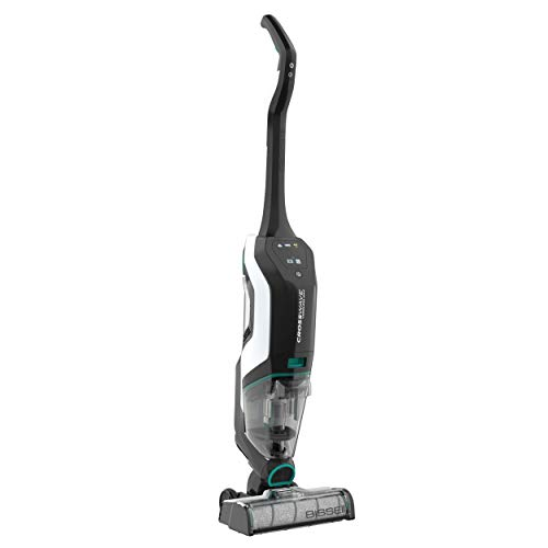 BISSELL, 2554A CrossWave Cordless Max All in One Wet-Dry Vacuum Cleaner and Mop for Hard Floors and Area Rugs (Renewed)