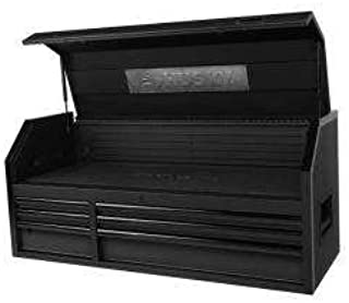 Husky 52 in. 6-Drawer Tool Chest, Textured Black