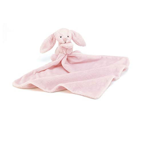 Jellycat Bashful Hase Rosa Mittelgroß 31cm