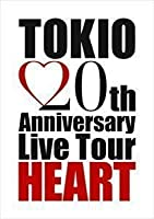 TIO 20th Anniversary Live Tour HEART TIO