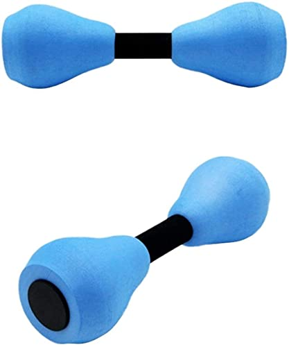 SASCD PESCULTAS 1 Pares Agua Agua Agua MONDBELLAS Ejercicios Ejercicios Equipos Equipo DE Peso del Agua para el Ejercicio de la Piscina-Azul