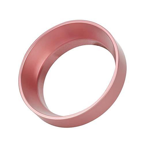 58 mm aluminio dosificación anillo café universal