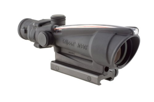 Why Choose Trijicon ACOG 3.5 X 35 Scope Dual Illuminated Donut .223 Ballistic Reticle, Red