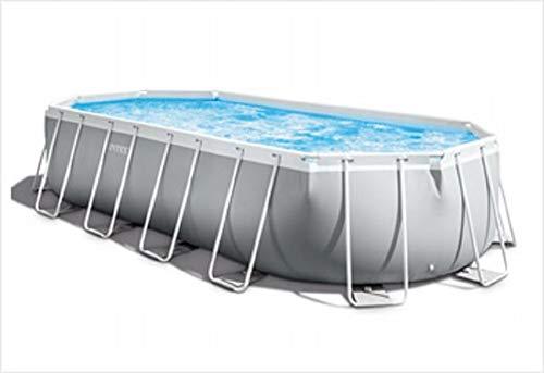 31 805/litres /Piscine d/émontable Ultra Frame 732/x 366/x 132/cm Intex/ 26362