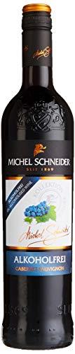 Michel Schneider Cabernet Sauvignon Rotwein Alkoholfrei (1 x 0.75l)