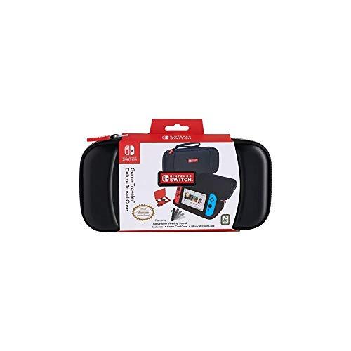 Nintendo Switch Game Traveler Deluxe Travel Case - Black