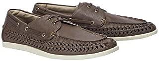 Tarocash Men's Benjamin Boat Shoe Footwear Sizes 7-13 for Going Out Smart Occasionwear