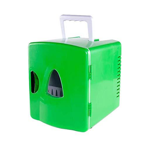 TANKKWEQ 8L Mini Tor Tor Ted PEQUEÑO CONGELADORÁMENTE COOLERO Y CALENTE Compactor & por CORPORTE? para Viaje DE Coche, Camping, Pesca 10.5511.9612.36 Pulgadas (Color : Dual-Core)