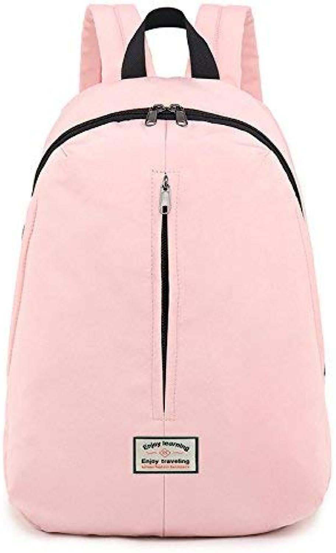 Reiserucksack Rucksack Nylon Kreative Schultasche Lässig