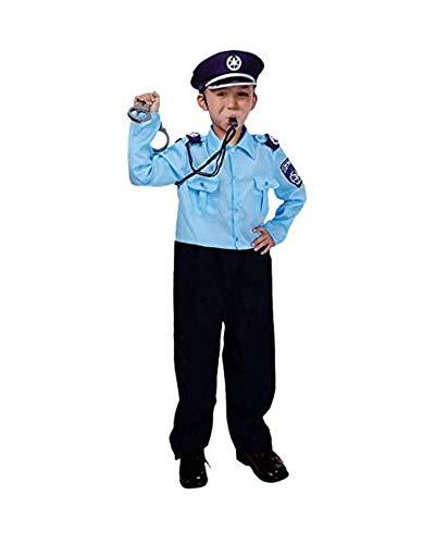 Dress Up America Costume d'officier de police israélien pour les enfants, 569-L
