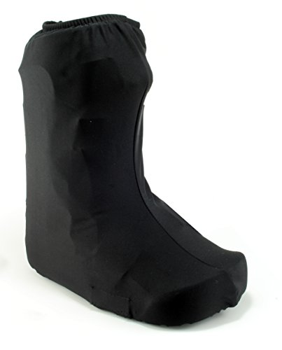 My Recovers Walking Boot Cover for Medical Boot, Fashion Boot Cover in Black, Short Boot, Made in USA, Medical Accessories (Large)