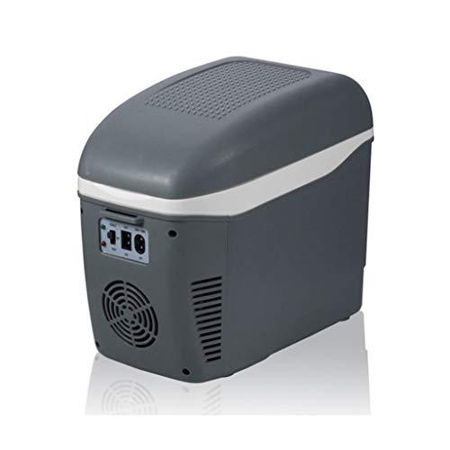 waard 7,5 liter draagbare thermo-elektrische koelbox geluidloos warmt en koelt 12 V voor auto voor outdoor-activiteiten in de tuin barbecue picknick camping