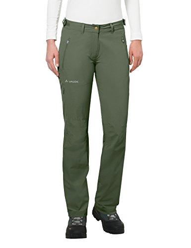 VAUDE Damen Hose Women's Farley Stretch Pants II, cedar wood, 40-Short, 04576
