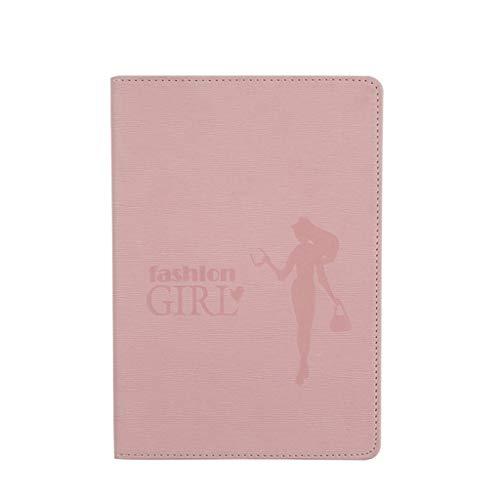 Y-POWER Cuaderno A5 de piel sintética para cuaderno de notas, cuaderno de bocetos, diario de negocios, planificador de la agenda, organizador de notas, libro de oficina, suministros escolares