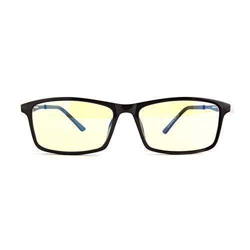 Xiaomi Gafas TS Computer Glasses Negras PROTECCIÓN LUZ Azul PROTECCIÓN Parcial RADIACIÓN Ultravioleta