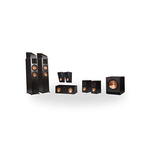 Buy Bargain Klipsch RP-6000F 7.1.2 Dolby Atmos Home Theater System – Ebony