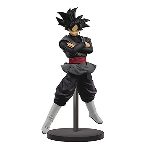 Banpresto Figura Goku Black Chosenshi Retsuden Dragon Ball Super 17cm (Bandai 16304)