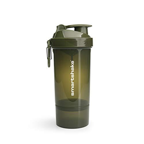 Smartshake One Appareil d'Aide à la Perte de Poids Army Green 800 ml