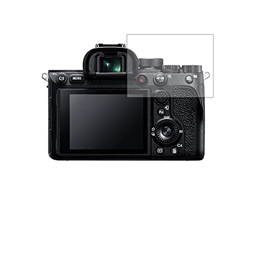 ClearView(クリアビュー) Sony α7R III (ILCE-7RM3A)/α7R IV (ILCE-7RM4A) 用【抗菌・抗ウイルス・反射防止】液晶保護フィルム 日本製