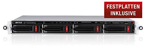 Buffalo TeraStation NAS harde schijven inclusief snapshots 4-Bay Rackmount 32 TB (4 x 8 TB) zwart