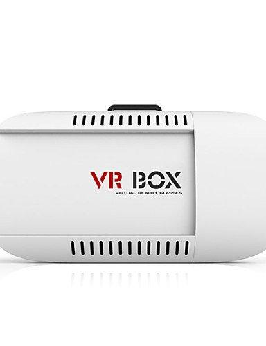 3d VR Headset de realidad virtual 3d VR Gafas con NFC para Smartphones 4A 6pulgadas para películas en 3d y juegos