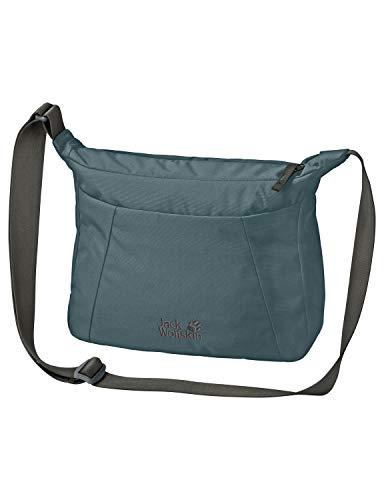 Jack Wolfskin Damen Valparaiso Bag Umhängetasche, North Atlantic, ONE Size