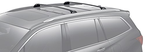 BRIGHTLINES Crossbars Roof Racks Replacement for 2016-2020 Honda Pilot (Black)