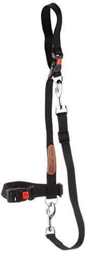 Karlie legleader® L: 39 - 60 cm Ha um: 60 cm schwarz