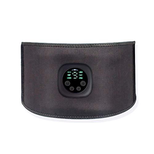 XDXDO Smart Slimmerbelt EMS buikapparaat modellering tailleband buikspieren massage sticker fitnessapparatuur gewicht loss apparaat