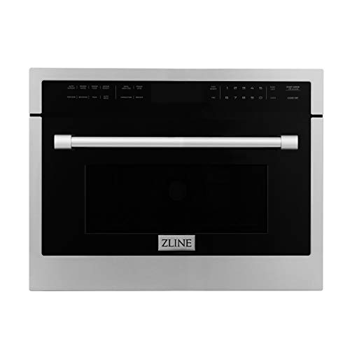 ZLINE 24' Built-in Convection Microwave Oven in...