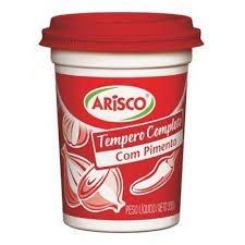 Arisco Tempero Completo Com Pimenta (Complete Seasoning with Pepper) 10.58oz