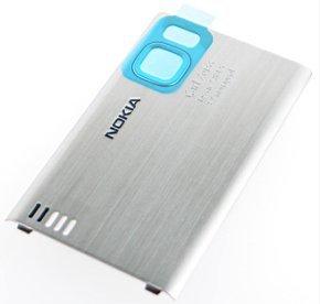 Nokia Akkudeckel für 6500 slide