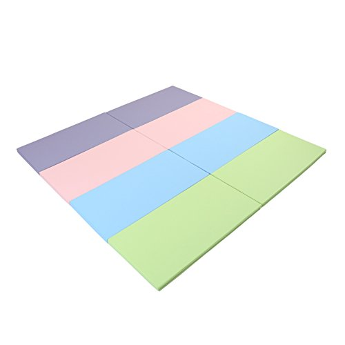 Buy Discount LIUZEIMIN Extra thick baby crawling mat,Double sided Foldable Untasteless Play mats Por...