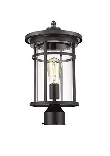 Redeast Outdoor Post Light Fixture,15.75