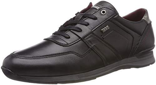 Salamander Herren AVATO Sneaker, Schwarz (Black 01), 43 EU