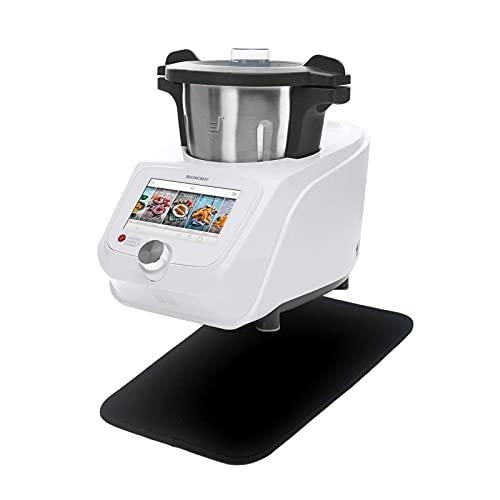 Unterlage für Monsieur Cuisine Connect/Lidl - Küchenmaschine Gleitbrett aus Nylon, für MCC, Arbeitsplatte Schutz Zubehör
