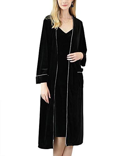 Crystallly Kimono gewaad dames twee-delige sauna badjas nachthemden pyjama thuis eenvoudige stijl reizen mode comfortabele pyjama