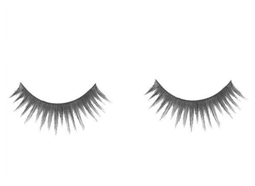 1 paire Ardell Superbe Noir Cheveux humains Mode Eyeashes/Strip Lashes – Naturals 106 Noir