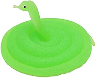 gift Realistic Soft Rubber Toy Snake Safari Garden Props Joke Prank Gift About 80cm Novelty and Gag Playing Jokes Toy