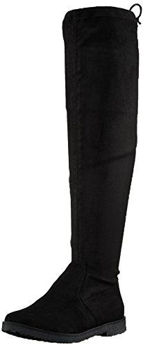 MARCO TOZZI Damen 25645 Stiefel, Schwarz (Black), 38 EU