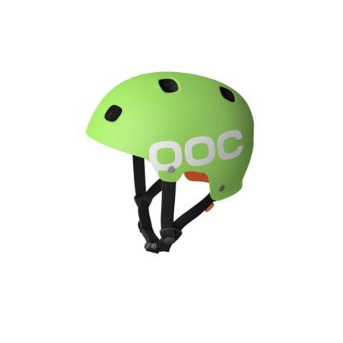POC Casque de vélo Receptor Flow Vert 55-58 cm