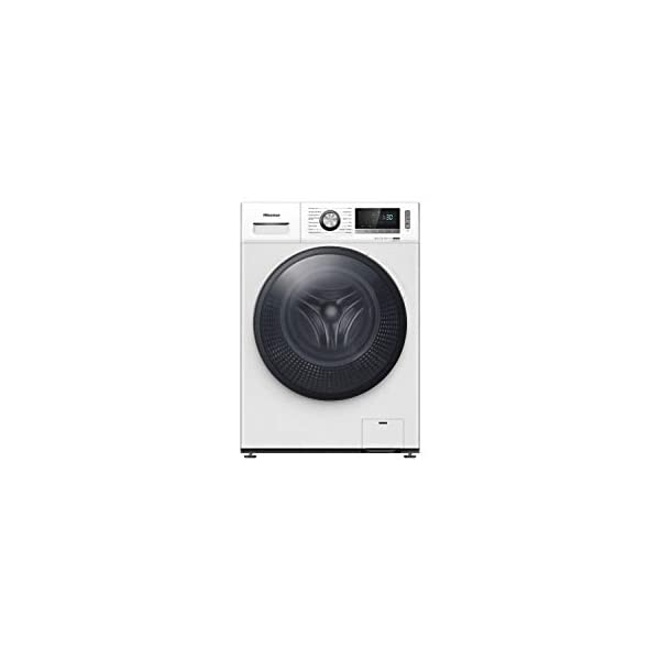 Hisense Wdbl8014v – Lavadora secadora 8 kg / sech 5 kg – 1400 vueltas – Clase A – Blanco