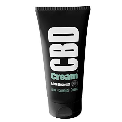 Natural Therapeutics, Crema con Ingredientes Naturales Indicada para combatir el Dolor, CBD Cream, 1 Unidad, 100 ml