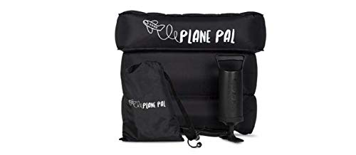 Plane Pal - The Original & Only 50+ Airline Approved Inflatable Foot Pillow...