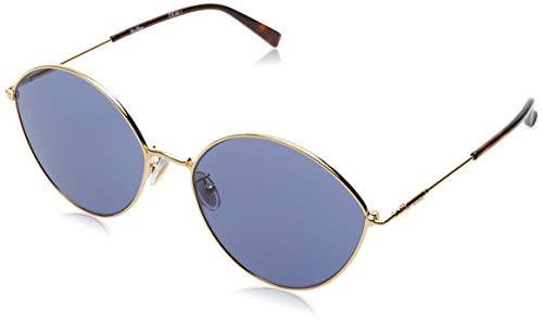 MaxMara MM Classy IX Sunglasses, Rose Gold, 58 Womens