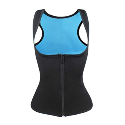 Lenfeshing Faja Reductora Mujer Adelgazante Liposuccion Fajas Moldeadoras Shapewear sin Costura Compresión Camiseta Chaleco Lencería Moldeadora