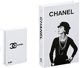 Decorative Fashion home Fake book,Chanel box book