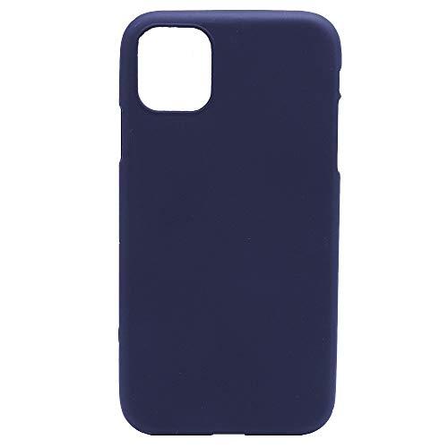 Dmtrab para Caja de protección de teléfonos móviles Soft TPU Soft Shell Matte TPU para iPhone 11 Pro (Color : Black)