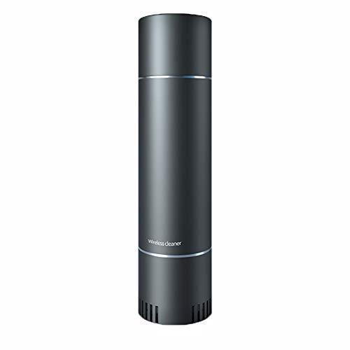 Aspirateur de poche nettoyeur à main, aspirateur de poche sans fil aspirateur de voiture léger VAC avec 5Kpa succion accessoires multifonctions filtre HEPA